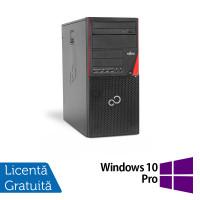 Calculator Fujitsu Siemens P720, Intel Core i3-4130 3.40GHz, 4GB DDR3, 500GB SATA, DVD-ROM + Windows 10 Pro