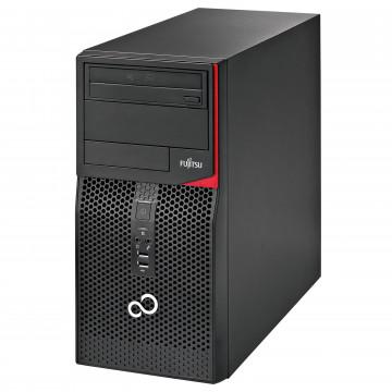 Calculator Fujitsu Siemens P556 Tower, Intel Core i3-6100 3.70GHz, 4GB DDR4, 500GB SATA, DVD-RW, Second Hand Calculatoare Second Hand
