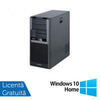 Calculator Fujitsu Siemens CELSIUS W280, Intel Core i5-650 3.20GHz, 4GB DDR3, 250GB SATA, DVD-RW + Windows 10 Home