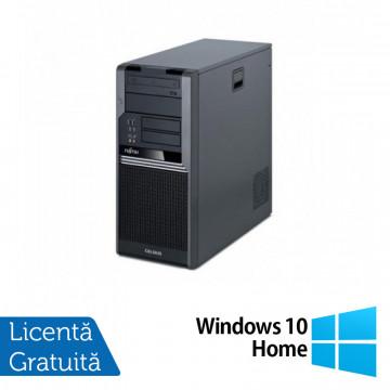 Calculator Fujitsu Siemens CELSIUS W280, Intel Core i5-650 3.20GHz, 8GB DDR3, 500GB SATA, DVD-RW + Windows 10 Home, Refurbished Calculatoare Refurbished