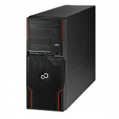 Workstation FUJITSU CELSIUS W520, Intel Core i3-2120 3.30GHz, 4GB DDR3, 250GB SATA, DVD-RW, Second Hand Workstation