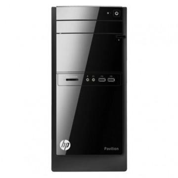 Calculator HP 110 Tower, Intel Core i5-4460 3.20GHz, 8GB DDR3, 500GB SATA, DVD-ROM, Second Hand Calculatoare Second Hand