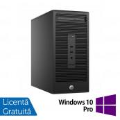 Calculator HP 280 G2 Tower, Intel Core i7-6700T 2.80GHz, 8GB DDR4, 120GB SSD + Windows 10 Pro, Refurbished Calculatoare Refurbished