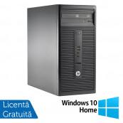 Calculator HP 280 G1 Tower, Intel Core i5-4570S 2.90GHz, 4GB DDR3, 500GB SATA, DVD-RW + Windows 10 Home, Refurbished Calculatoare Refurbished