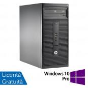 Calculator HP 280 G1 Tower, Intel Core i5-4570S 2.90GHz, 4GB DDR3, 500GB SATA, DVD-RW + Windows 10 Pro, Refurbished Calculatoare Refurbished
