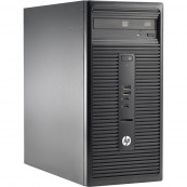 Calculator HP 400 G1 Tower, Intel Core i3-4150 3.50GHz, 4GB DDR3, 500GB SATA, Second Hand Calculatoare Second Hand