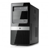 Calculator HP 3305 Tower, AMD Athlon II x2 250 3.00GHz, 4GB DDR3, 250GB SATA, DVD-RW, Second Hand Calculatoare Second Hand