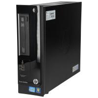 Calculator HP Pro 3300 SFF, Intel Core i3-2100 3.10GHz, 4GB DDR3, 500GB SATA, DVD-RW
