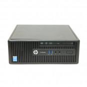 Calculator HP 400 G2.5 SFF, Intel Celeron G1850 2.90GHz, 4GB DDR3, 500GB SATA, DVD-RW, Second Hand Calculatoare Second Hand