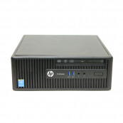 Calculator HP 400 G2.5 SFF, Intel Core i3-4130 3.40GHz, 4GB DDR3, 250GB SATA, DVD-RW, Second Hand Calculatoare Second Hand