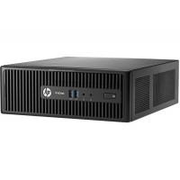 Calculator HP 400 G3 SFF, Intel Celeron G3900 2.80GHz, 4GB DDR4, 500GB SATA, DVD-RW
