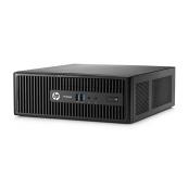 Calculator HP 400 G2 SFF, Intel Core i3-4130 3.40GHz, 4GB DDR3, 120GB SSD, DVD-RW, Second Hand Calculatoare Second Hand