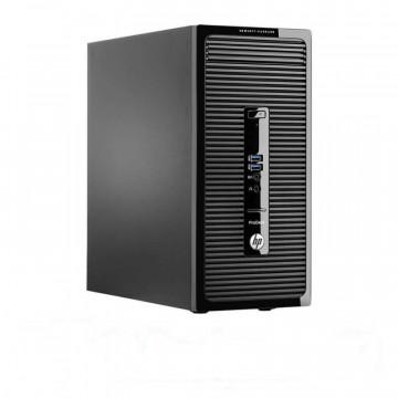 Calculator HP ProDesk 490 G1 Tower, Intel Core i3-4130 3.40GHz, 4GB DDR3, 500GB SATA, DVD-RW, Second Hand Calculatoare Second Hand