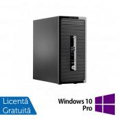 Calculator HP ProDesk 490 G2 Tower, Intel Core i7-4770 3.40GHz, 8GB DDR3, 1TB SATA, DVD-RW + Windows 10 Pro, Refurbished Calculatoare Refurbished