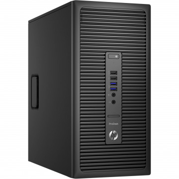 Calculator HP Prodesk 600 G2 Tower, Intel Core i7-6700T 2.80GHz, 8GB DDR4, 120GB SSD, DVD-RW, Second Hand Calculatoare Second Hand