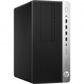 Calculator HP ProDesk 600 G3 Tower, Intel Core i5-6500 3.20GHz, 4GB DDR3, 500GB SATA, Second Hand Calculatoare Second Hand