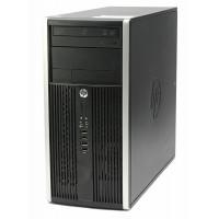 Calculator HP Compaq 6200 Pro Tower, Intel Core i3-2100 3.10GHz, 4GB DDR3, 500GB SATA, DVD-RW + Windows 10 Pro