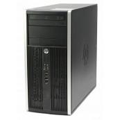 Calculator HP Compaq 6200 Pro Tower, Intel Core i5-2400 3.10GHz, 8GB DDR3, 120GB SSD, DVD-RW, Second Hand Calculatoare Second Hand