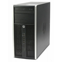 Calculator HP Compaq 6200 Pro Tower, Intel Core i5-2500 3.30GHz, 8GB DDR3, 240GB SSD, DVD-RW