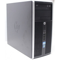 Calculator HP 6200 PRO Tower, Intel Core i5-2400 3.10Ghz, 8GB DDR3, 1TB SATA, DVD-RW