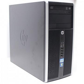Calculator HP 6200 PRO Tower, Intel Core i5-2400 3.10Ghz, 8GB DDR3, 500GB SATA, DVD-RW Calculatoare Second Hand