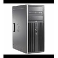 Calculator HP Compaq 6200 Pro MT, Intel Pentium G620 2.60GHz, 8GB DDR3, 500GB, DVD-ROM