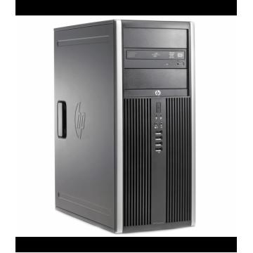 Calculator HP Compaq 6200 Pro MT, Intel Pentium G620 2.60GHz, 8GB DDR3, 500GB, DVD-ROM, Second Hand Calculatoare Second Hand