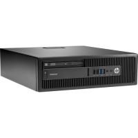Calculator HP Elitedesk 705 G2 SFF, AMD A10-8700P 1.80GHz, 4GB DDR3, 120GB SSD, DVD-RW