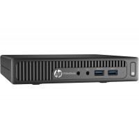 Calculator HP Elitedesk 705 G3 Mini PC, AMD A10-8770E 2.80GHz, 8GB DDR4, 120GB SSD