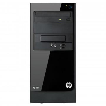 Calculator HP Elite 7500 Tower, Intel Core i5-3470 3.20GHz, 4GB DDR3, 500GB SATA, DVD-RW, Second Hand Calculatoare Second Hand