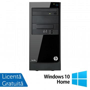 Calculator HP Elite 7500 Tower, Intel Core i5-3470 3.20GHz, 4GB DDR3, 500GB SATA, DVD-RW + Windows 10 Home, Refurbished Calculatoare Refurbished