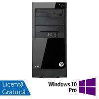 Calculator HP Elite 7500 Tower, Intel Core i5-3470 3.20GHz, 4GB DDR3, 500GB SATA, DVD-RW + Windows 10 Pro