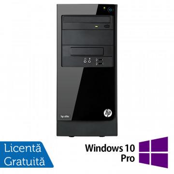 Calculator HP Elite 7500 Tower, Intel Core i5-3470 3.20GHz, 4GB DDR3, 500GB SATA, DVD-RW + Windows 10 Pro, Refurbished Calculatoare Refurbished