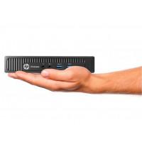 Calculator HP EliteDesk 800 G1 Mini PC, Intel Core i5-4590T 2.00GHz, 4GB DDR3, 500GB SATA