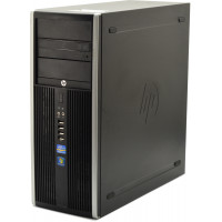 Calculator HP Elite 8100 Tower, Intel Core i5-650 3.20GHz, 4GB DDR3, 250GB SATA, DVD-RW
