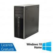 Calculator HP Elite 8100 Tower, Intel Core i5-650 3.20GHz, 4GB DDR3, 250GB SATA, DVD-RW + Windows 10 Home, Refurbished Calculatoare Refurbished