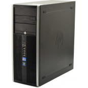 HP Elite 8100 Tower, Intel Core i3-550 2.70GHz, 4GB DDR3, 250GB SATA, DVD-ROM, Second Hand Calculatoare Second Hand