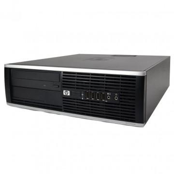 Calculator HP 8100 Elite SFF, Intel Core i3-530 2.93GHz, 4GB DDR3, 250GB SATA, DVD-RW, Second Hand Calculatoare Second Hand