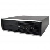 Calculator HP 8100 SFF, Intel Core i3-540 3.06GHz, 4GB DDR3, 250GB SATA, DVD-RW Calculatoare Second Hand