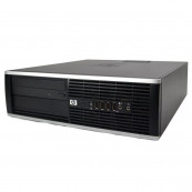 Calculator HP 8100 SFF, Intel Pentium G6950 2.80GHz, 4GB DDR3, 500GB SATA, DVD-RW, Second Hand Calculatoare Second Hand
