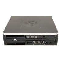 Calculator HP 8000 Elite USDT, Intel Core 2 Duo E7400 2.80GHz, 4GB DDR3, 250GB SATA
