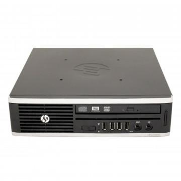Calculator HP 8000 Elite USDT, Intel Core 2 Duo E8400 3.00GHz, 4GB DDR3, 250GB SATA, Second Hand Calculatoare Second Hand