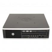 Calculator HP 8200 Elite USDT, Intel Core i3-2100 3.10GHz, 4GB DDR3, 500GB SATA, DVD-RW, Second Hand Calculatoare Second Hand
