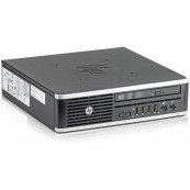 Calculator HP 8300 USDT, Intel Core i3-3220 3.30GHz, 8GB DDR3, 120GB SSD, DVD-RW, Second Hand Calculatoare Second Hand
