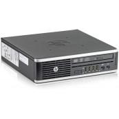 Pachet Calculator HP 8300 USDT, Intel Core i5-3470S 2.90GHz, 4GB DDR3, 500GB SATA, DVD-RW + Monitor 22 Inch, Second Hand Calculatoare Second Hand