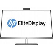 Monitor HP EliteDisplay E243D, 24 Inch Full HD IPS LED, VGA, HDMI, Webcam, USB, Second Hand Monitoare Second Hand