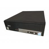 Calculator Investronic SFF, Intel Pentium E5400 2.70GHz, 4GB DDR2, 160GB SATA, Second Hand Calculatoare Second Hand