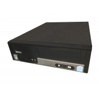 Calculator Investronic SFF, Intel Pentium E5400 2.70GHz, 4GB DDR2, 160GB SATA