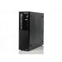 Calculator Lenovo Thinkcentre E73 SFF, Intel Core i3-4130 3.40GHz, 4GB DDR3, 500GB SATA