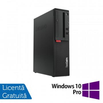 Calculator Lenovo M710 SFF, Intel Core i7-6700T 2.80GHz, 8GB DDR4, 120GB SSD + Windows 10 Pro, Refurbished Calculatoare Refurbished